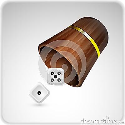 Free Dice Game Stock Photos - 40421953