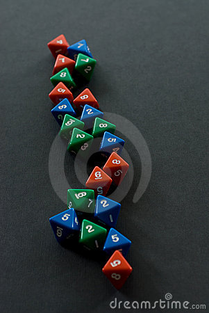 Free Dice Games Royalty Free Stock Photo - 8847715