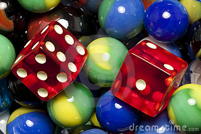Dice & Marbles