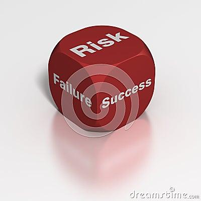 Dice: Risk, Failure or Success?