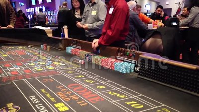 Hard rock casino tampa craps table