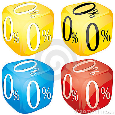 Dices with zero percent