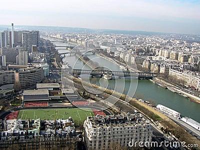 Die Brücken von Seine