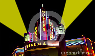 Die Filme, Film, Kino, Film-Theater