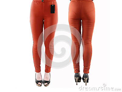 Die Hosen der Frauen