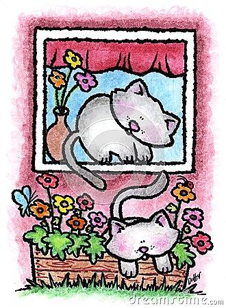 Die Kätzchen
