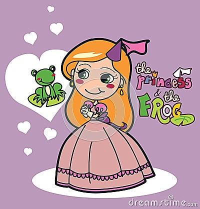Die Prinzessin und der Frosch