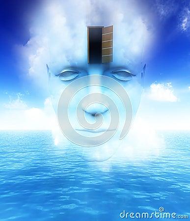 Die Tür zu einem geöffneten Verstand 17