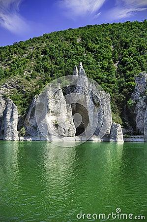 Die wundervollen Felsen