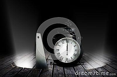Diebstahl von Zeit