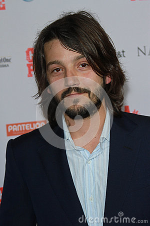 Diego Luna Editorial Photography