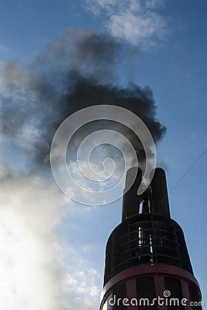 Exhaust smoke passengership