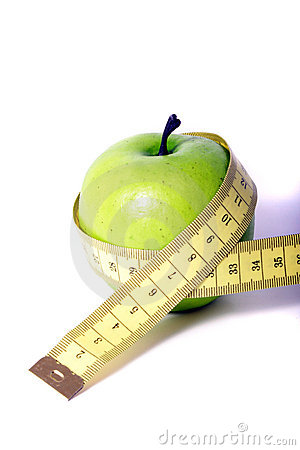 Free Diet Apple Stock Photography - 6643602