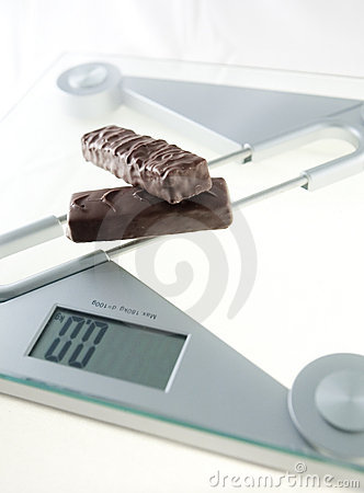 Diet Chocolate Bar
