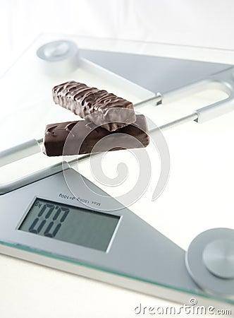 Diet Chocolate Bar