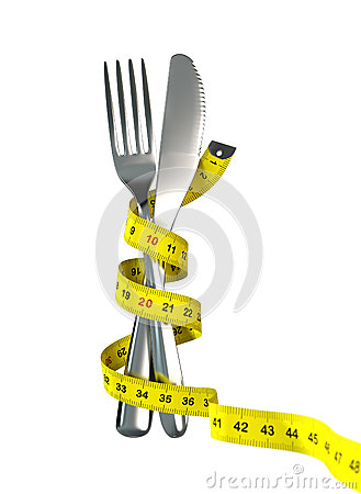 Free Diet Concept Royalty Free Stock Image - 28823066