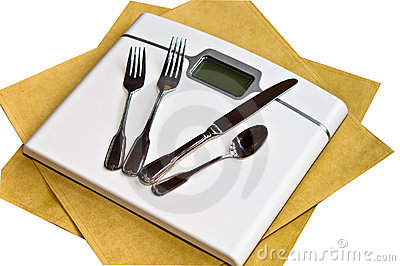 Diet Concept/Obesity/Anorexia/Weight