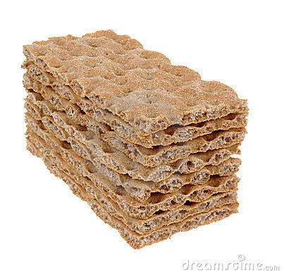 Diet Bread on Stock Image  Diet Crunchy Bread Isolated  Image  10183931