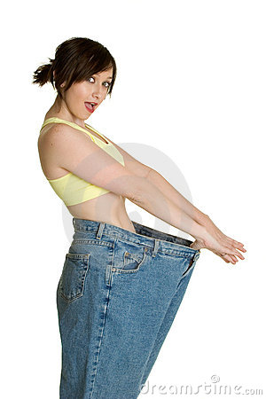 Free Diet Girl Royalty Free Stock Image - 4142626