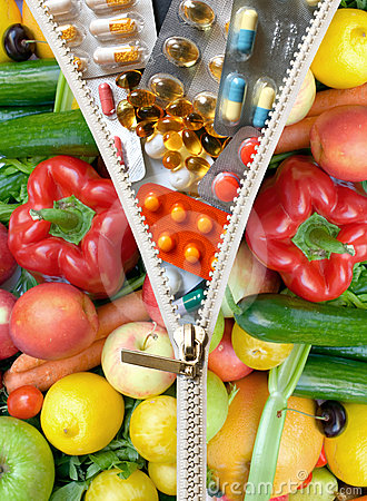 Free Diet Pills Stock Image - 24545431