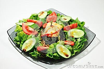 Diet fresh salad