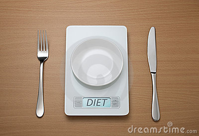 Diet Scale Weight Watching