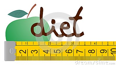Diet style apple