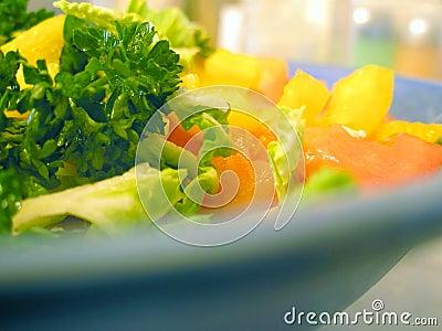 Dietary sunny salad