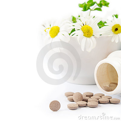 Dietary Supplements Stock Photography - Image: 21961002