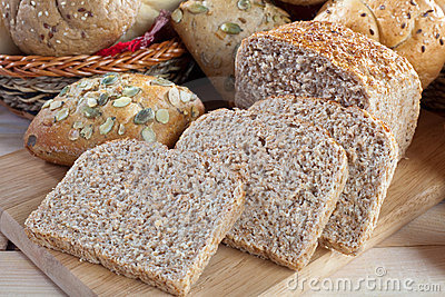 Dietetic bread