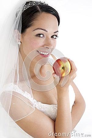Dieting bride