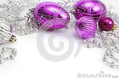 Different christmas decoration