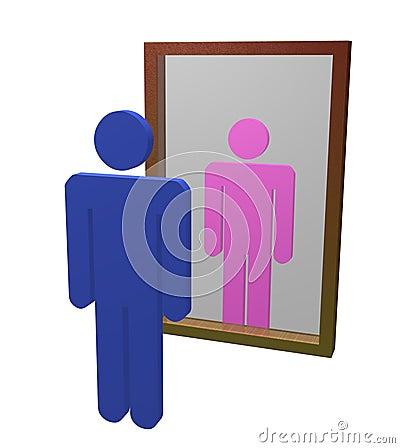 Different gender inside