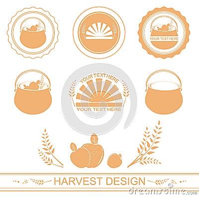 Different harvest designs