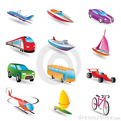 And travel icons royalty free stock photos image 19063408