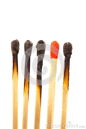 Free Different Matches Stock Photo - 25494540