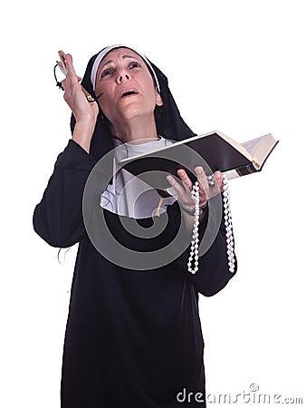 Different nun