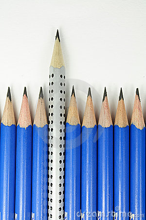 Free Different Pencil Royalty Free Stock Images - 439689