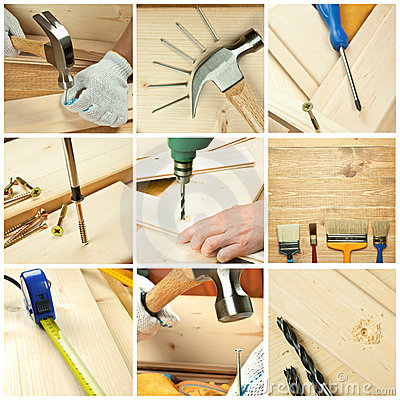 Free Different Tools Stock Image - 22881661