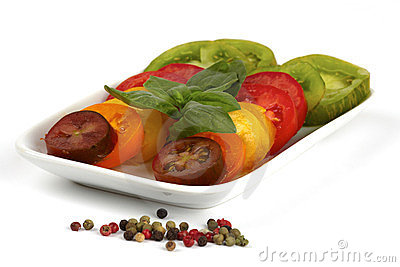 Different Varieties Of Organic Tomato Royalty Free Stock Photography - Image: 23612377
