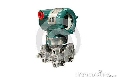 Differential pressure sensor.