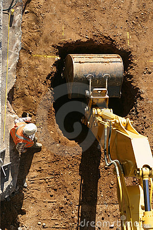 The Dig Begins