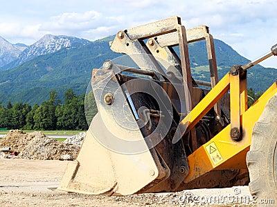 Digging machine II