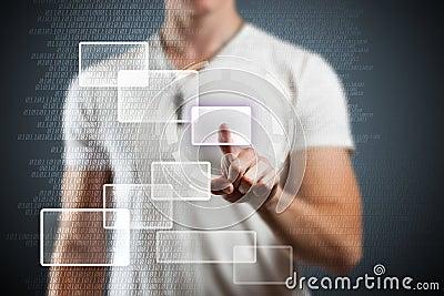 Digitaal concept