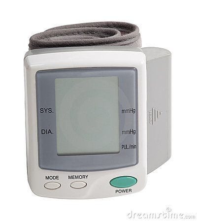 Isolated Blood Pressure Monitor