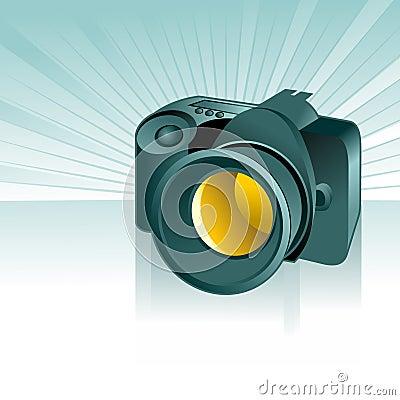 Digital camera background