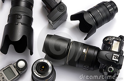 Digital Camera equipment