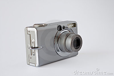 Digital Camera Front