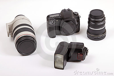 Digital Camera Kit