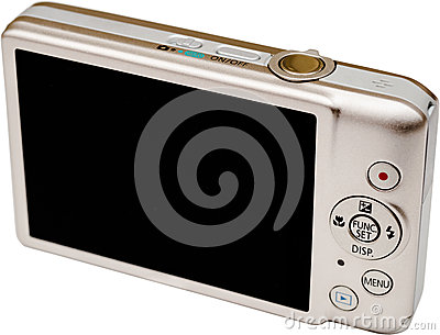 Digital Camera Lcd Screen Stock Photography - Image: 25046342
